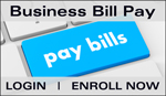 Login to Business Bill Pay