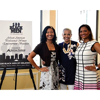 100 Black Men of Greater Orlando, Inc. 2019 Empowerment Breakfast for African American Professional Women