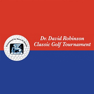 3rd Annual Dr. David Robinson Golf Classic