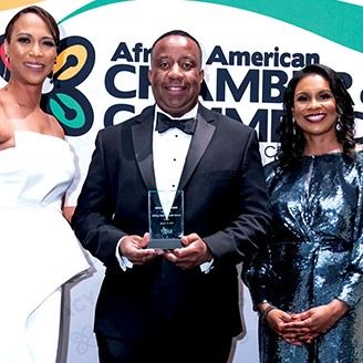 African American Chamber of Commerce of Central Florida Eagle Awards Gala
