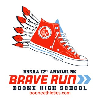 Boone High School 12th Annual 5K Brave Run