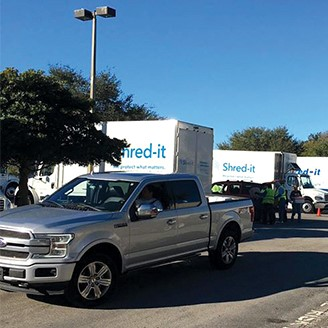 City of Lake Mary Shred-A-Thon
