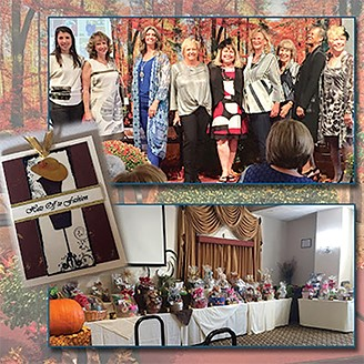 Clermont Woman's Club, Inc. Annual Fashion Show and Luncheon