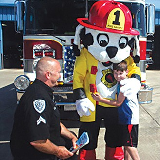 Firepup Safety Program Ocoee