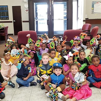 Good Homes Pre-School Halloween