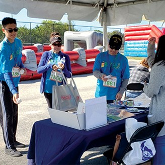 Keeping PACE with Wellness 5K and Health Fair
