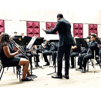 Maynard Evans High School Symphonic Band