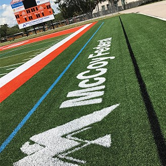 McCoy Federal Credit Union Athletic Complex Renovations