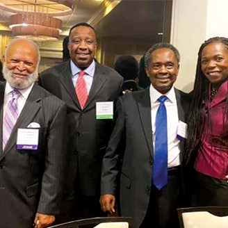 Paul C. Perkins Bar Association Annual Judicial Reception