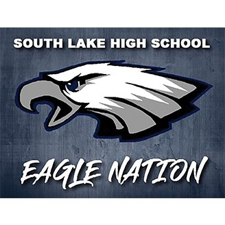 South Lake High School Stadium Banner