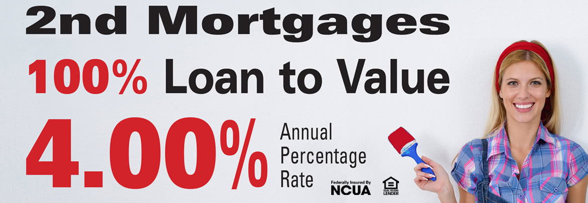2nd Mortgages 100% LTV
