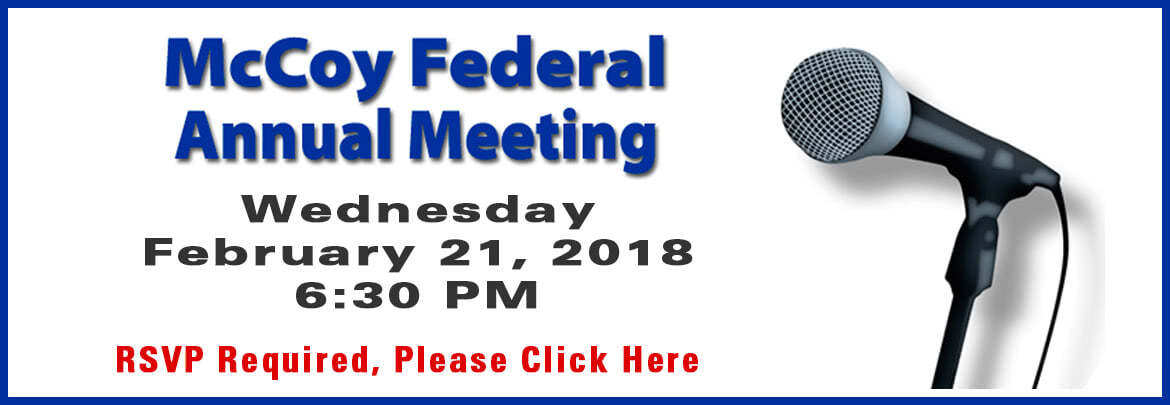 McCoy Federal Annual Meeting